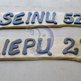 gatvės pavadinimas