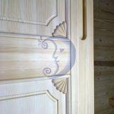 Medinės stumdomos durys
