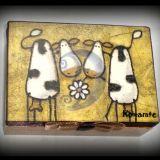 Linksmosios karvutės