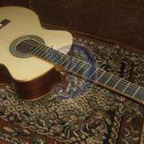 Akustinė rankų darbo gitara