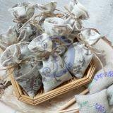 Lininiai levandų maišeliai