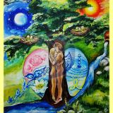 Картина Дерево Мира