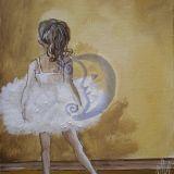 Mazoji balerina