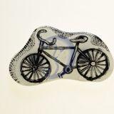 Stiklinis dviratis