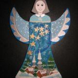 kalėdinis angelas