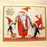 Kalėdų senelis ir padėjėjai