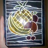 "Natiurmortas ""Ananas"""