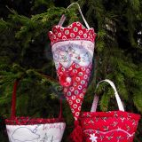 Kalėdiniai krepšeliai