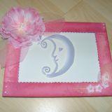 nuotraukų rėmeliai dekoruoti popieriu