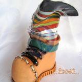 batas su kojine - taupyklė