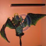 Drakono skulptūra