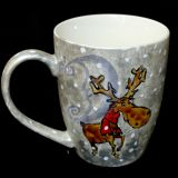 Kalėdinis puodelis