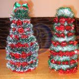 Eglė dovana Kalėdų ir Naujųjų metų proga