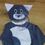 Katino karnavalinis kostiumas