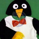 Pingvinukės kostiumas