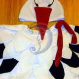 Gandro karnavalinis kostiumas