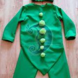 Žirnio, žirniuko karnavalinis kostiumas