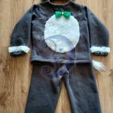 Katino vaikiškas karnavalinis kostiumas