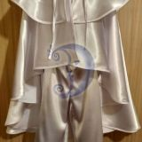 Ledinuko, šaltuko karnavalinis kostiumas