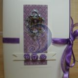 Trisluoksnis violetinis
