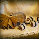 Etno stiliaus žiedai servėtėms