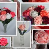 Rožė su Kinder