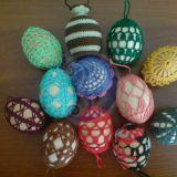 Apnerti velykiniai kiaušiniai