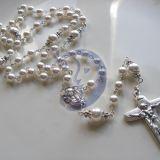 Swarovski perlų rožančius