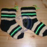 Vaikiškos kojinytės 1-2 metų vaikui