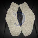 Natūralios vilnos kojinės