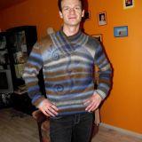 Vyriškas megztinis