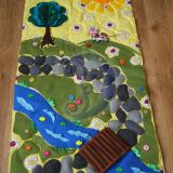 Ugdantis kilimėlis