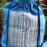 Kuprinė - maišelis sportinei aprangai