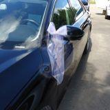 Kaspinai automobiliu puosimui
