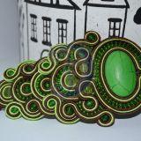 Žalias hovlito pakabukas