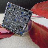 Kvadratinis mozaikos žiedas