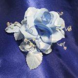 """Декор """"Голубая роза"""""""