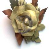 Žalsva rožė