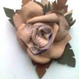 Rusva rožė