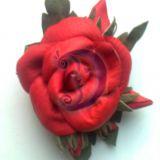 Rausva rožė